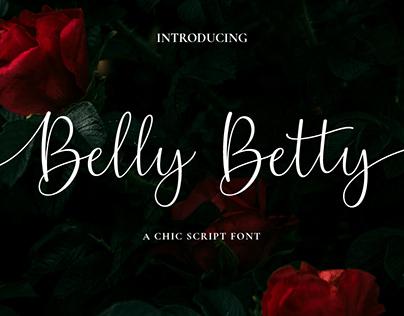 Belly Betty Script