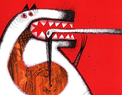 Wolfes/illustrations