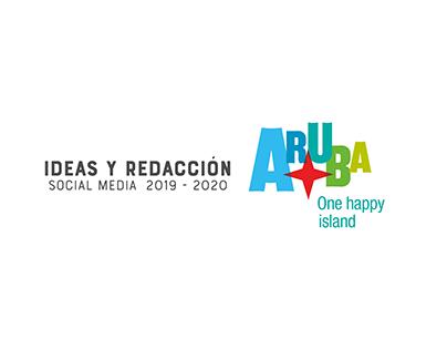 Social Media Aruba - Ideas y Redacción