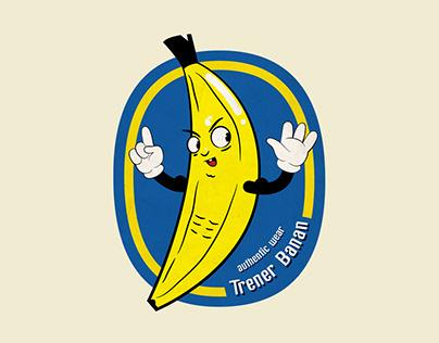 Trener Banan