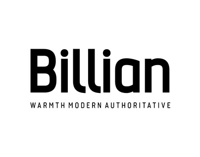 Billian - Easy Going Sans