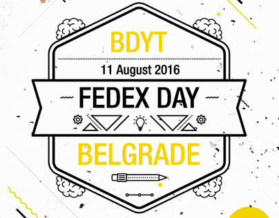 FedexDay Activity Promo Material