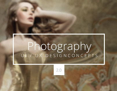 Photography Websites | 2016