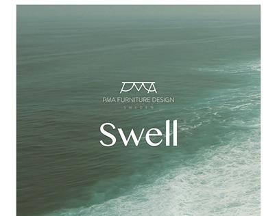 SWELL Catalogue 2016. PMA Furnitue Design Sweden.