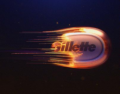 Making Of Gillette Animation