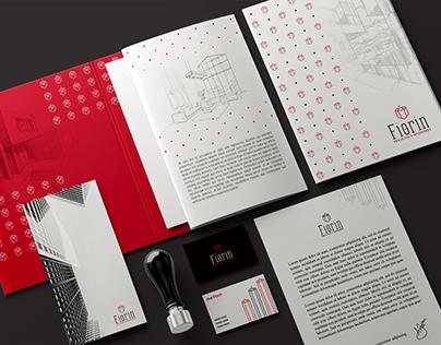 Identidade Visual - Fiorin Projetos e Interiores