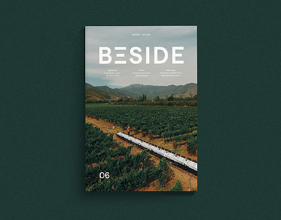 BESIDE - Issue 06