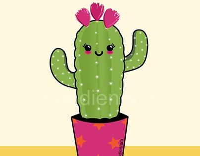 Kawaii Cactus.