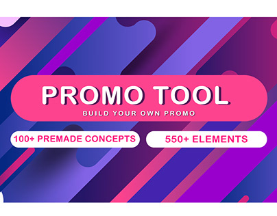 PromoTool - 100+ Design Concepts