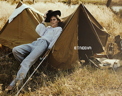 New campaign for ETNODIM SS19