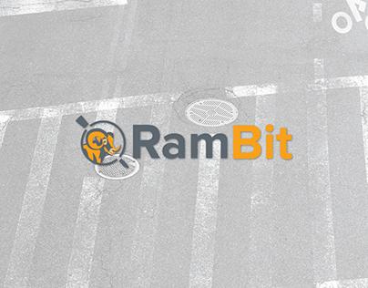 RamBit Logo Concepts