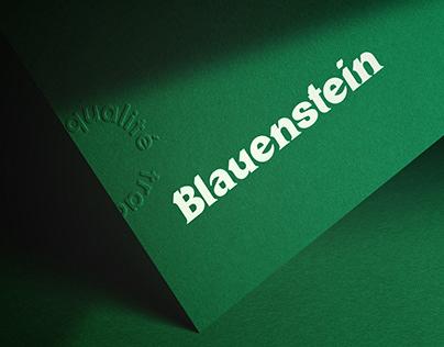 Blauenstein - Farm Shop Visual Identity