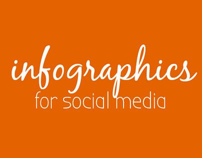 Infohraphics for Social Media