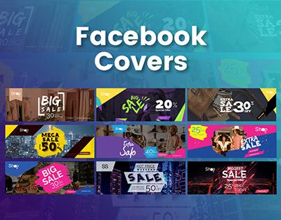 Facebook Sales Cover Designs