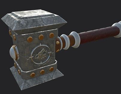 World Of Warcraft -Doom Hammer