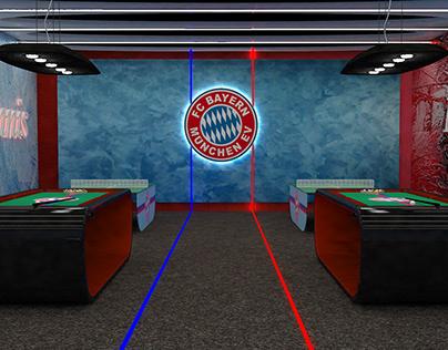 Bayern Munich Academy (graduation project)