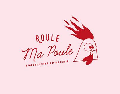 Roule Ma Poule | Branding