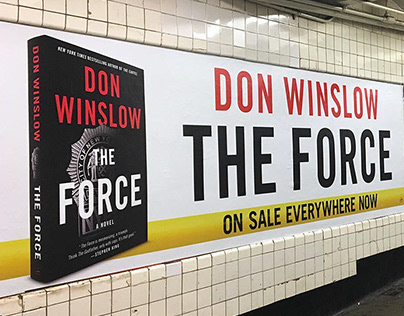 The Force by Don Winslow — subway station domination