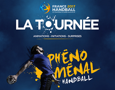 La tournée - Phénoménal Handball