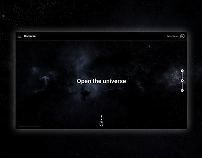 Universe Website