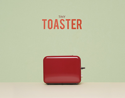 Tiny Toaster | Stop Motion Aniomation