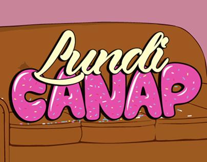Quotidien (TMC) - Lundi Canap ( opening title)