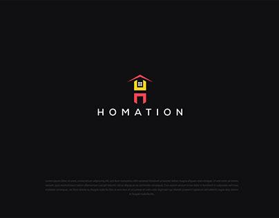 H Letter Mark Modern Logo Design