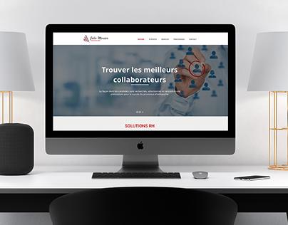 Site web - Solutions RH