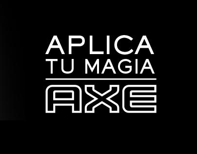 APLICA TU MAGIA AXE