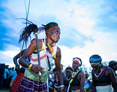 Dance & Culture, northern UGANDA