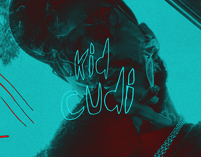 Kid Cudi - LOD (Lyric Video)