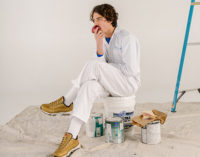 Mondays Work Paint Lookbook