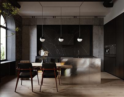 JACOb | apartment inKyiv, Ukraine, 2020