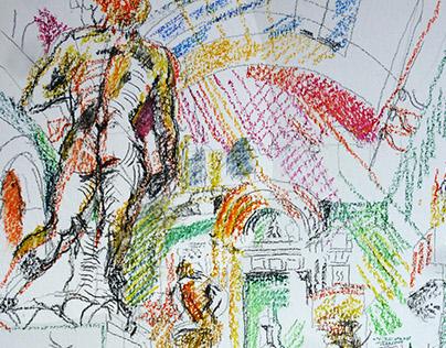 CAST COURTS V&A Museum London 2015