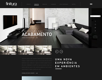 Website - Finitura