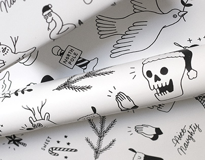 Tictail Wrapping Paper