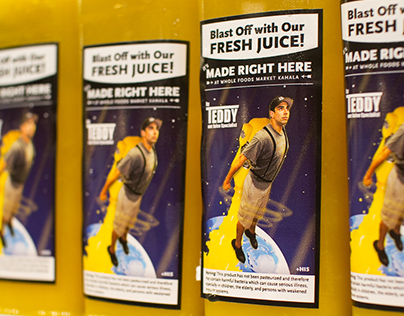 """Whole Foods Market """"Made Right Here"""" Juice Program"""