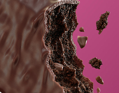 3D Chocolate Bars and Packaging • FRANCE