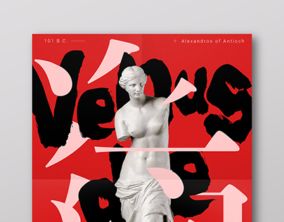 Greek Statue Posters