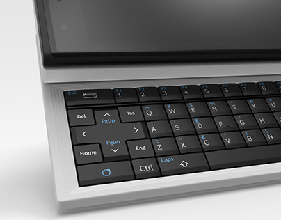 TOHKBD — The Other Half Keyboard for Jolla Smartphone