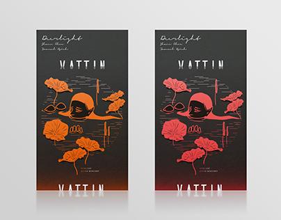 Vattin|Postcard Design