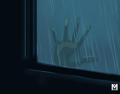 Eerie Hand