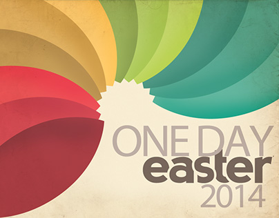 One Day - Easter