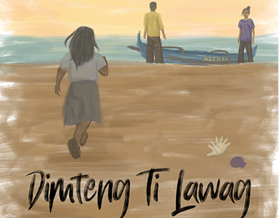 Dimteng Ti Lawag Movie Poster & DVD Design