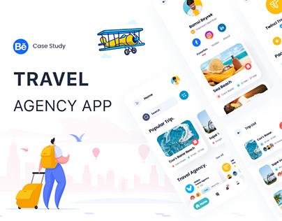 Travel UX & UI Case Study