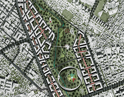 Tirana Masterplan