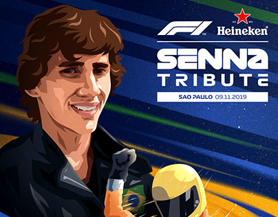Senna Artwork for F1