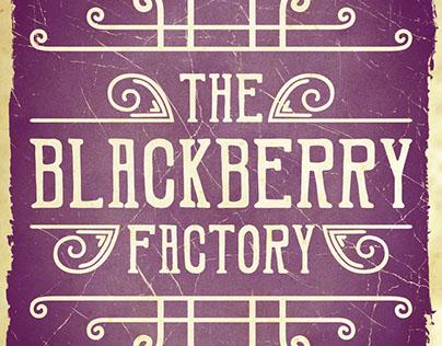 The Blackberry Factory Wall Art Series