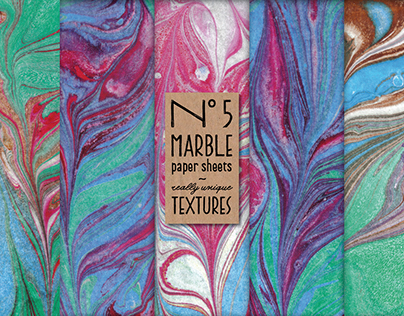 Marble N°5 - Really Unique Papers