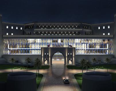 GHQ Directorate (opt.2), Doha, Qatar